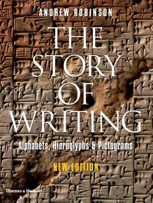 ID245z - Andrew Robinson - The Story of Writing - Paperback