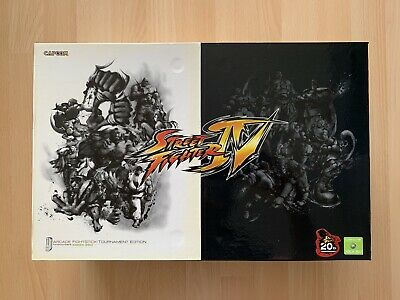 Official XBOX 360 Street Fighter IV 4 Mad Catz Arcade Fight
