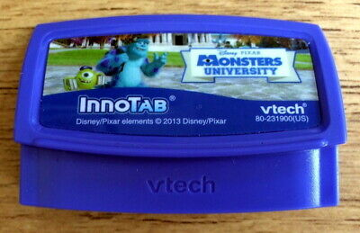 VTech InnoTab Tablet s Max DISNEY MONSTERS UNIVERSITY