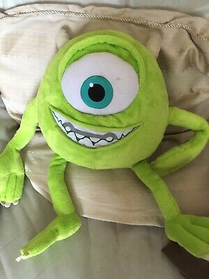 Mike Wazowski Large Soft Toy Disney monsters Inc