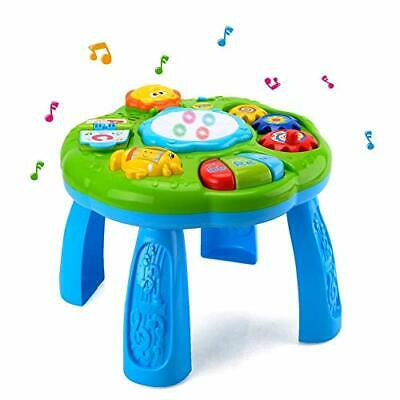 Musical Learning Table Baby Toy - HANMUN Play & Learn Baby