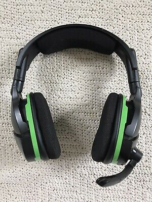 Wireless Turtle Beach Stealth 600 Black/Green Headset for