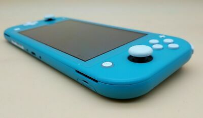 Nintendo Switch Lite Turquoise Handheld System - Unboxed