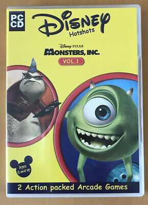 Disney's Monsters Inc. Vol. 1 (PC: Windows, )