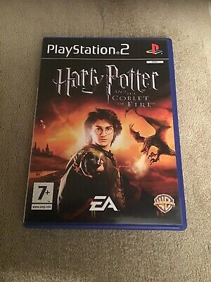 Harry Potter and the Goblet of Fire (Sony PlayStation 2,