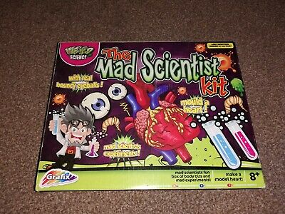 Weird Science The Mad Scientist Halloween game