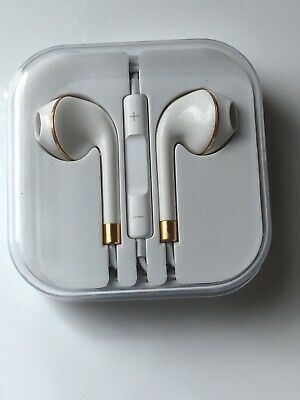 Earphone Headphone In-Ear with Mic Headset Wired