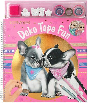 Depesche  Colouring Book Dog Decorative Fun