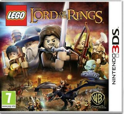 LEGO Lord of the Rings (Nintendo 3DS), Very Good Nintendo