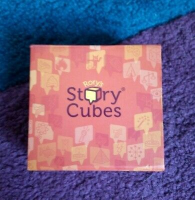 Rory's Story Cubes ST001ML Game Board