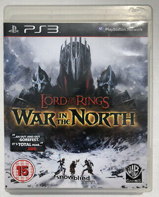 The Lord of the Rings: War in the North (Sony PlayStation 3,