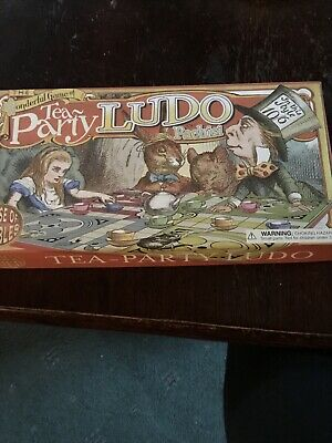 The Wonderful Game Of Tea Party Ludo Pachisi