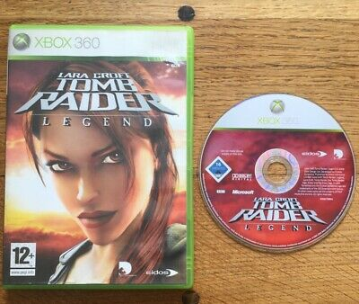 Tomb Raider: Legend (Microsoft Xbox )