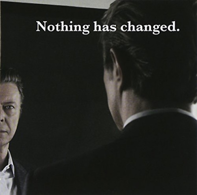 Bowie David-David Bowie - Nothing Has Changed CD NEW