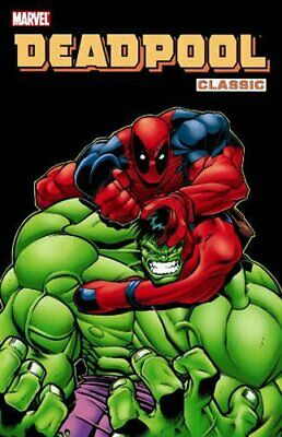 Deadpool Classic Vol.2, Paperback, by Ed McGuinness