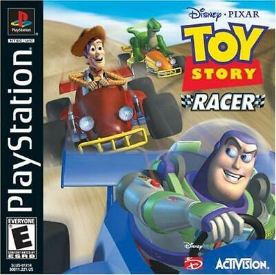 Disney/Pixar's Toy Story Racer, Good PlayStation,Pl
