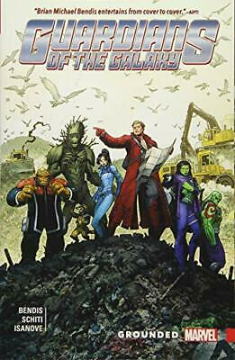 Guardians Of The Galaxy: New Guard Vol. 4: Grounded,