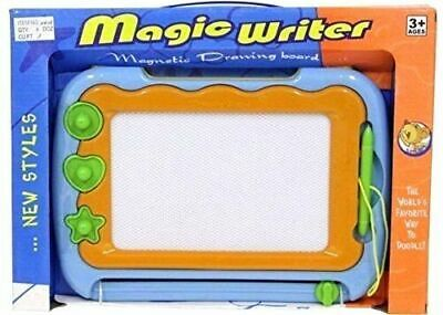 Magic Writer Magnetic Drawing Board Doodle Pad Kids Children