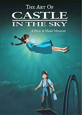 The Art of Castle in the Sky New Hardcover Book