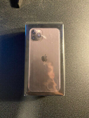 Apple iPhone 11 Pro Max - 64GB - Space Grey (EE) Brand New