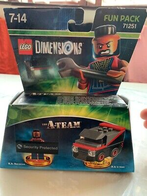 Lego Dimensions The A Team Fun Pack  New & Sealed -