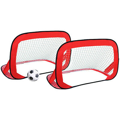 Charles Bentley Pair Of Pop Up Red Football Hockey Training