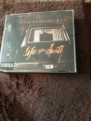 Notorious B.I.G - Life After Death - Notorious B.I.G r
