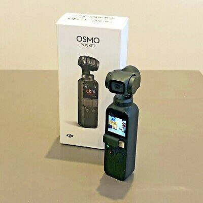 DJI Osmo Pocket - 3 Axis Gimbal Stabilizer with Integrated