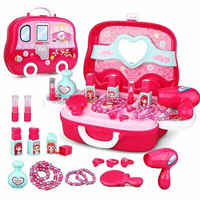 Dreamon Role Play Jewellry Kit for Girls Toy Set Princess