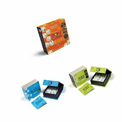 The Creativity Hub Rory's Story Cubes Bundle - Pack of 3