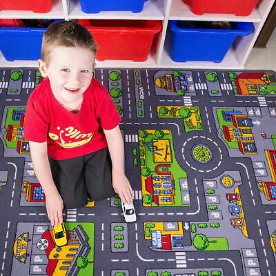 Black Friday Deals Children's Kids Christmas Rugs 80 x 120cm