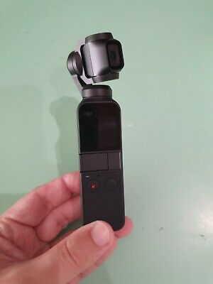 DJI Osmo Pocket Handheld 3-Axis Gimbal Stabilizer with