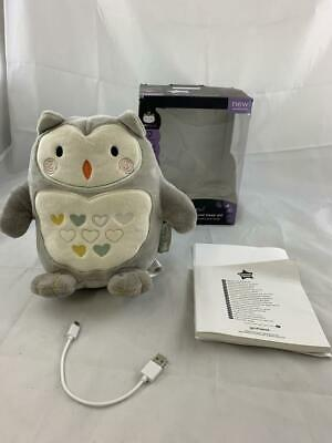 The Gro Company Ollie the Owl Rechargeable Light and Sound