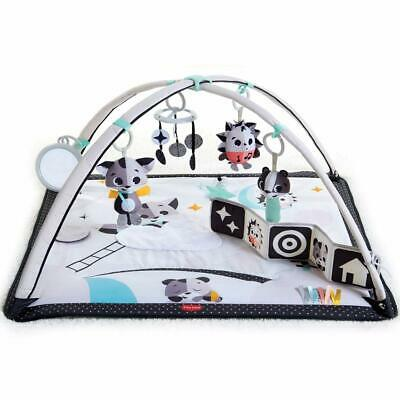 Tiny Love Black & White Gymini, Baby Play Mat, Modern