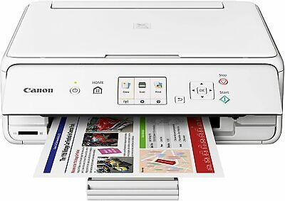 CANON PIXMA TS All-in-One Wireless Inkjet Printer -