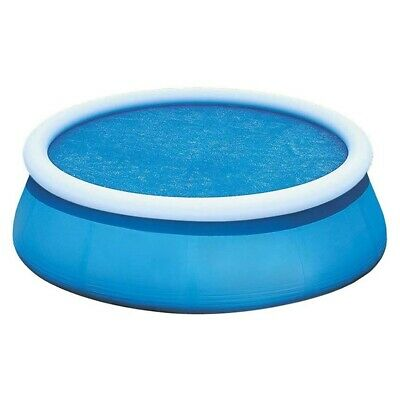 Circular Swimming Pool Solar Cover Protector,12 Feet Ground