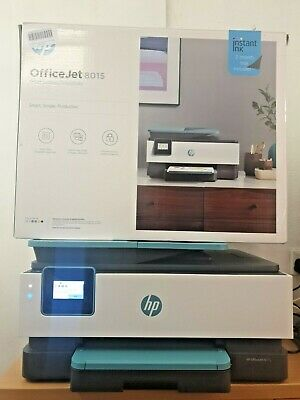 HP OfficeJet  A4 Colour All-in-One Inkjet Printer Print