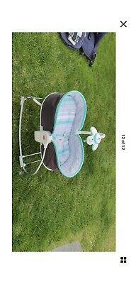 Tiny Love 3-in-1 Rocker Napper Baby Boy Girl Seat Recline