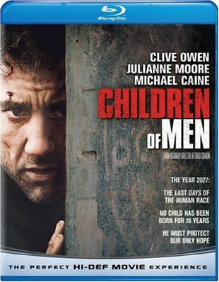 YACUZZI,JUAN GABRIE-Childre n Of Men (US IMPORT) Blu-Ray NEW