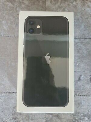 Apple iPhone GB A BLACK (EE) *BRAND NEW SEALED*