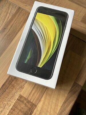 Apple iPhone SE 2nd Gen. - 64gb - Black - BRAND NEW