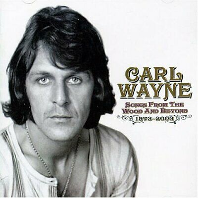 Carl Wayne - Beyond The Move -  - Carl Wayne CD