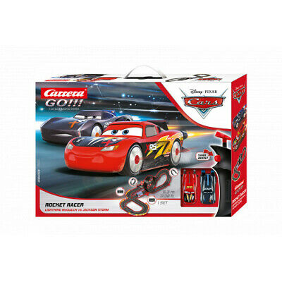 Carrera GO!!!  Coffret Disney·Pixar Cars - Rocket