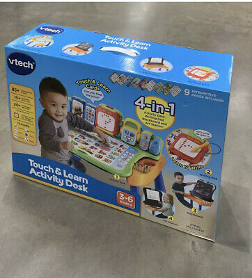 Kids Touch and Learn Activity Desk - Vtech Touch Draw Learn