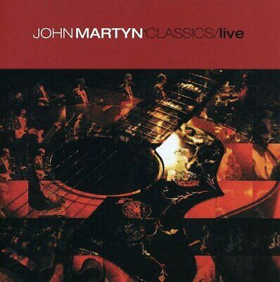 Martyn John - Classics Live - Martyn John CD EKVG The Cheap
