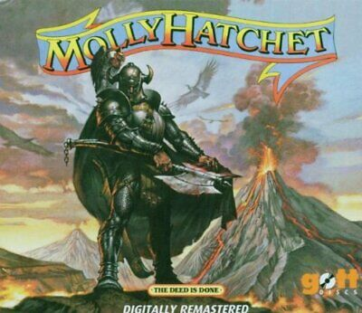 Molly Hatchet - The Deed Is Done - Molly Hatchet CD OKVG The