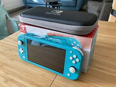 Nintendo Nintendo Switch Lite Console - Turquoise with