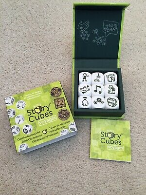 Rory's Story Cubes Voyages Storytelling Family Dice Game
