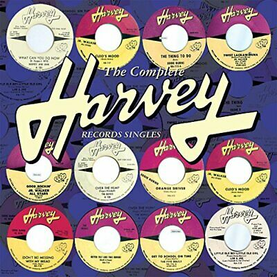 Various Artists - The Complete Harvey Records Singles -