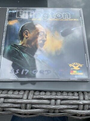 DUKE ELLINGTON And His Mother Called Him Bill CD 16 Track